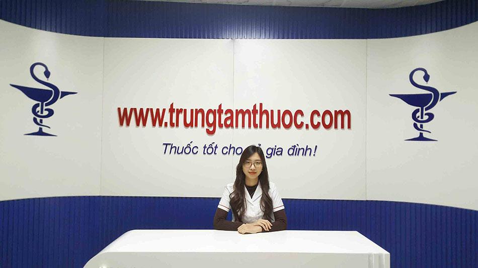 Dược sĩ đại học Khánh Linh