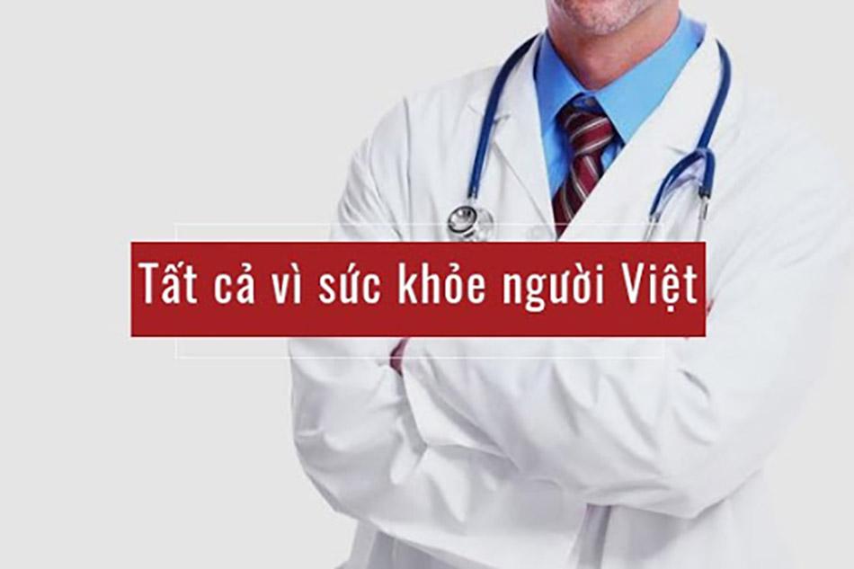 Ảnh minh hoạ Tất cả vì sức khoẻ của người Việt
