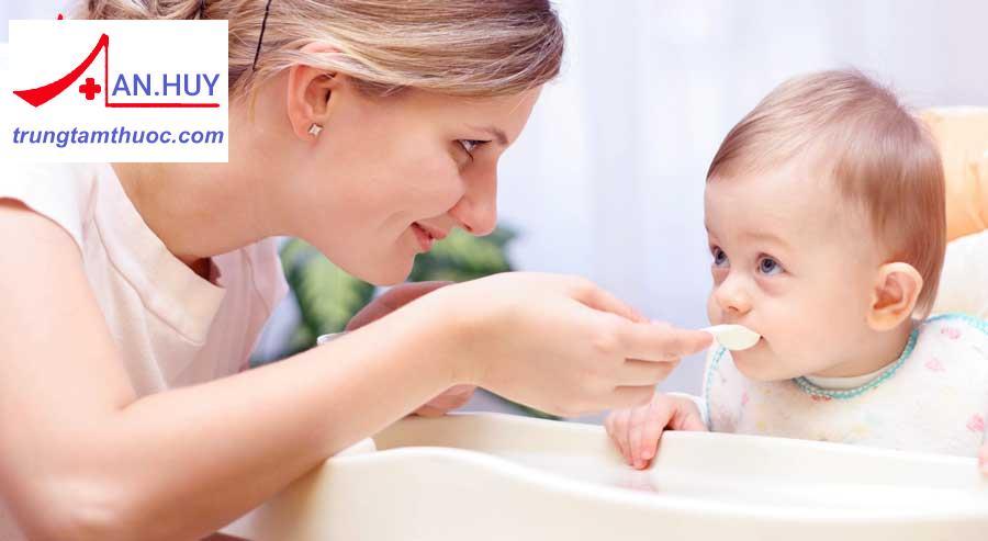 Dự phòng biếng ăn ở trẻ nhỏ