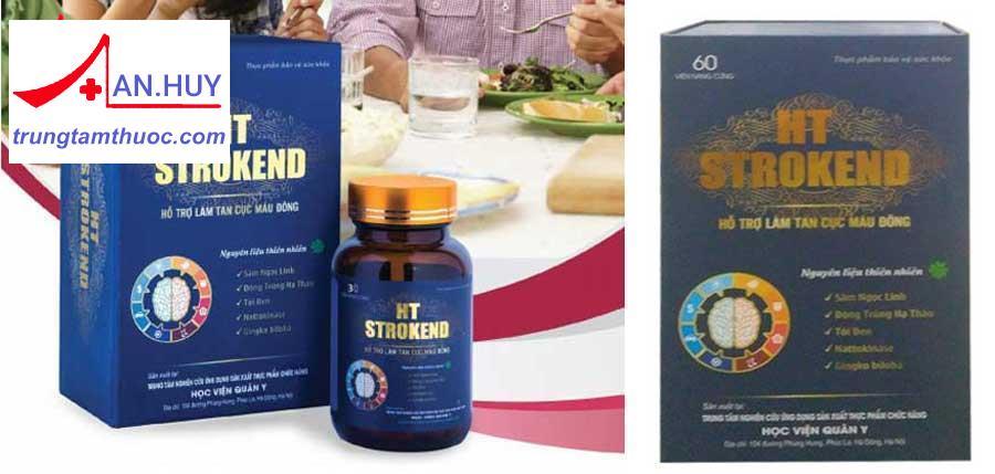 ht stroken hỗ trợ ngăn ngừa tai biến mạch máu não