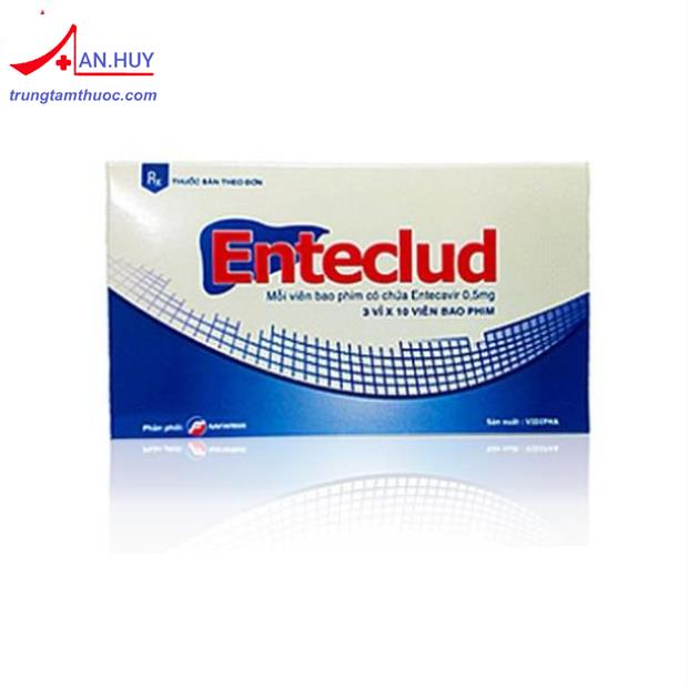 Enteclud 0.5mg