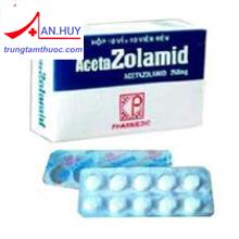 Acetazolamid 250mg PHARMEDIC