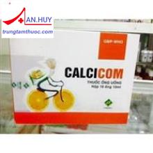 Calcicom 10ml (Uống)