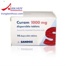 Curam Tab. 1000mg. Box.14