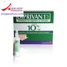 Diprivan (1%) 10 mg/ml