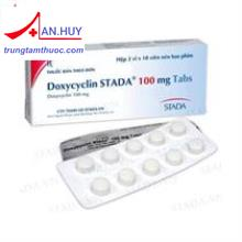 Doxycyclin Tab.100mg STD