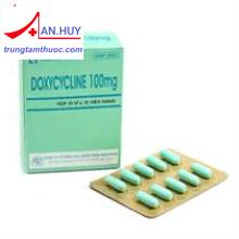 Doxycycline Cap.100mg MKP