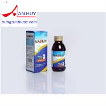 Naomy Syr.120ml