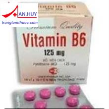 Vitamin B6 125mg Imexpharm