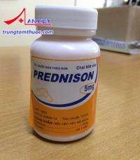 Thuốc Prednison Vidiphar 5mg chống viêm và ức chế miễn dịch