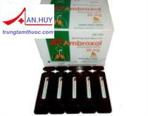 A. T Ambroxol dạng ống - Thuốc long đờm điều trị bệnh đường hô hấp