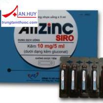 Thuốc Atizinc siro dạng ống 5ml - Cung cấp và bổ sung khoáng chất