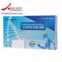 Thuốc Axocexib 200mg
