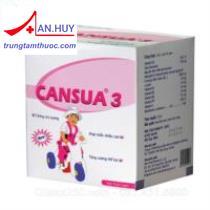 Cansua 3 + Cap. - Bổ sung viatmin,acid amin,vi khuẩn có ích