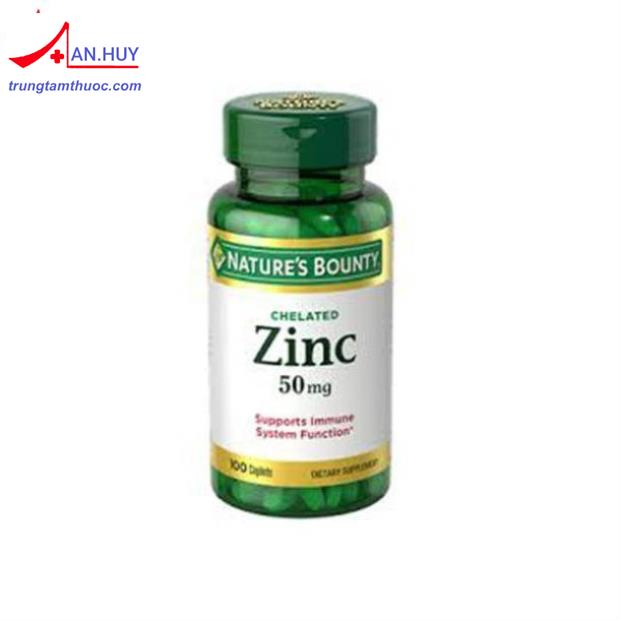 Chelated ZinC 50mg