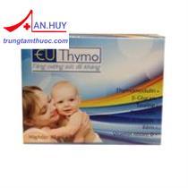 Eu thymo - Bồi bổ cơ thể, giúp bé ăn ngon và tăng đề kháng