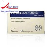 Thuốc FenoHexal 100mg