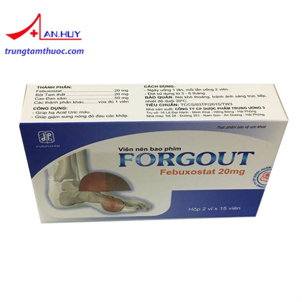 forgout 2