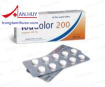 Thuốc Ibudolor 200 - Thuốc chống đau và viêm
