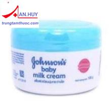 Johnson's BB milk Cre.50g (xanh)