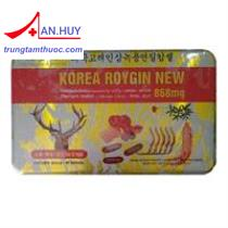 Korea Roygin New 868mg