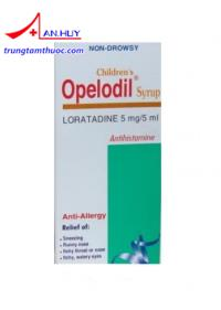 Opelodil 5mg/5ml Syrup.60ml