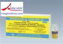 Thuốc Benzyl Penicillin 1.000.000UI
