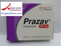 Thuốc Prazav40mg