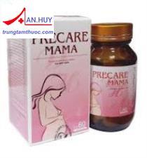 Thuốc PRECARE MAMA -Cung cấp vitamin và khoáng chất cho phụ nữ