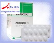 Pyfloxat Tab.200mg - Thuốc kháng sinh dùng để diệt khuẩn
