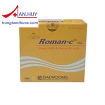 Roman C- giúp làm đẹp da, ngăn ngừa tàn nhang, chảy máu chân răng