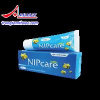 Nipcare - Kem trị nứt núm vú ( đầu ti ) cho phụ nữ đang cho con bú