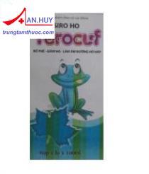 Thuốc Terocuf - Thuốc điều trị rối loạn bài tiết ở phế quản