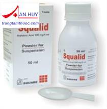 Thuốc squalid