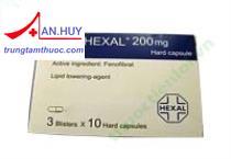 Thuốc FenoHexal 160mg
